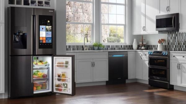 CES 2018: Dòng tủ lạnh Samsung Family Hub mới hiện đại và thông minh hơn