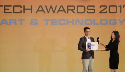 Samsung giành 2 giải thưởng tại Tech Awards 2017
