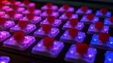 Switch cho bàn phím cơ siêu mỏng Cherry MX Low Profile RGB