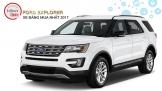 [Editor's Choice 2017] Ford Explorer - Xe của đẳng cấp, công nghệ và hội nhập