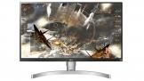 LG 27UK650-W: màn hình 27inch 4K, hỗ trợ HDR 10