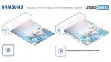 Ấn tượng với ý tưởng thiết bị màn hình cuộn có cảm biến vân tay của Samsung