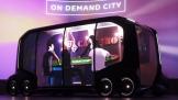 CES 2018: Chip xử lý cho xe tự lái và ý tưởng xe điện độc đáo