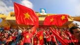 VinaPhone tặng cước data roaming cho CĐV Việt Nam