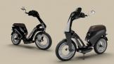 Scooter điện Ujet có thể xếp gọn, yên ngồi có thể tháo rời và kéo như vali
