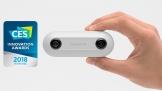 CES 2018: Thiết bị tạo nội dung VR 360 di động TwoEyes VR