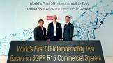 Deutsche Telekom, Intel và Huawei thử nghiệm thành công chuẩn 5G NR