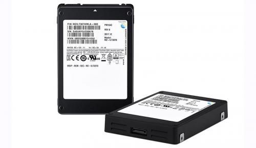 Samsung chính thức bán dòng ổ cứng SSD 30.72TB