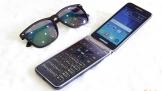 Smartphone nắp gập Samsung Galaxy Folder về Việt Nam giá 2.49 triệu đồng