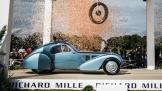 Ngắm vẻ sang trọng cổ điển của Bugatti Type 57 SC Coupé Atlantic