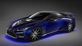 Lexus LC500 huyền bí với phiên bản Black Panther