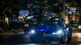 Lexus LC500 góp mặt trong bom tấn Black Panther