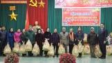 Toyota Việt Nam trao quà Tết cho Hội người cao tuổi tỉnh Vĩnh Phúc