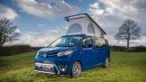 'Nhà di động' Toyota Proace Lerina