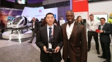 MWC 2018: Huawei là nhà sáng tạo di động tốt nhất cho thành phố thông minh