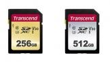 Transcend trình làng dòng thẻ nhớ SD, microSD tốc độ cao
