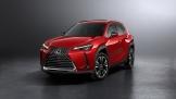 GMS 2018: Lexus UX trình làng, sang trọng và năng động