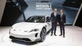 Porsche Mission E Cross Turismo: chiếc CUV điện đậm chất thể thao