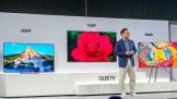 Samsung ra mắt TV QLED 2018 đỉnh cao công nghệ
