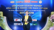 Panasonic nhận giải thưởng Rồng vàng 2018