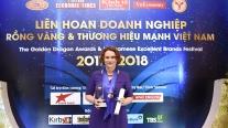 RMIT Việt Nam đoạt giải thưởng Rồng vàng 15 năm liên tiếp