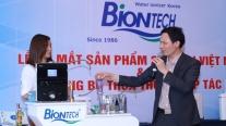Máy lọc nước Pi ra mắt chính thức tại Việt Nam