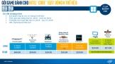 Mua CPU Intel Core i thế hệ 8, nhận code game trị giá 226USD