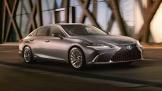 Lexus ES 2019: Tinh tế hơn, mạnh mẽ hơn