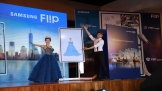 Samsung Flip WM55H cho cuộc họp hiện đại