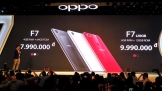 OPPO F7 về Việt Nam: hai cấu hình lựa chọn, giá từ 7,99 triệu đồng
