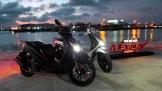 Cận cảnh Piaggio Medly ABS 2018 vừa ra mắt