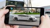 Porsche ra mắt ứng dụng Tương tác thực tế Mission E