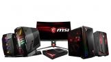 MSI nâng cấp PC gaming và ra mắt bộ sưu tập G.A.M.E Unlimited