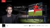 TCL ra mắt TV cao cấp QLED X6 giá 260 triệu đồng