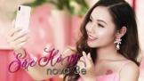 Sắc hồng Nova 3e