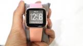 Fitbit Versa: thiết bị theo dõi sức khỏe dành cho nữ giới