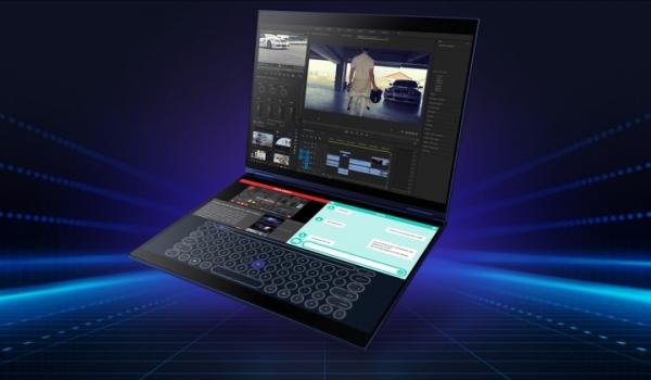 ASUS công bố VivoBook và laptop gập xoay thế hệ mới tại Computex 2018