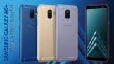 Samsung Galaxy A6+: Tìm lại thanh xuân
