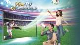 MyTV bùng nổ khuyến mại mùa World Cup