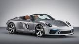 Porsche trình làng 911 Speedster nhân kỷ niệm 70 năm