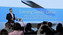 Corning giới thiệu thế hệ kính Gorilla Glass mới
