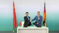 Huawei hợp tác chiến lược cùng Audi