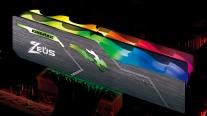 Kingmax tham gia trào lưu LED RGB với dòng RAM DDR4 Zeus Dragon