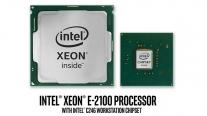 Intel thêm thành viên mới cho dòng CPU Intel Xeon E