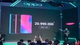OPPO Find X: Kiệt tác công nghệ mới về Việt Nam, giá gần 21 triệu đồng
