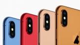 Apple sẽ ra mắt iPhone màn hình 6.1inch, nhiều màu lựa chọn
