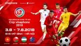 VinaPhone tài trợ giải 'Tứ Hùng' Vô địch U23 Châu Á
