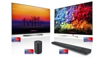EISA tiếp tục vinh danh dòng TV cao cấp của LG