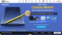280 khách hàng đầu tiên đặt mua Note9 tại FPT Shop sẽ có cơ hội nâng cấp miễn phí bộ nhớ lên 512GB