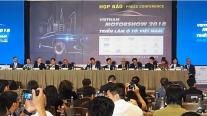 Vietnam Motor Show 2018 – hứa hẹn hoàng tráng